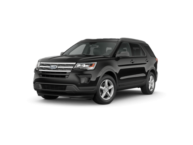 New 2019 Ford Explorer SUV in El Paso, TX